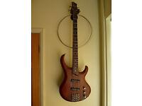 Ibanez BTB Bass Guitar - Model 300 BGWNF - 4 string - Light Weight