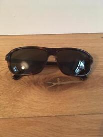 Lovely genuine Calvin Klein (Ck) sunglasses with black cloth case.