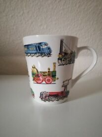 Cath Kidston steam train mug