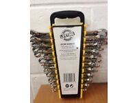 Stanley 22 wrench set