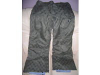 GENTS BRAND NEW TRESPASS OUTDOOR TROUSERS