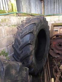 Michelin agribib tyres
