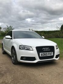 Audi A3 S line Special Black addition