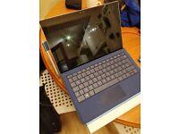 Microsoft surface Pro 4 and keyboard
