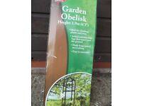 1.9m Garden Obelisk