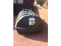1200 litre domestic oil tank