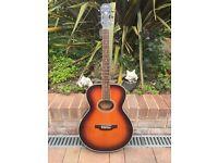Aria Elecord FET SPL electro acoustic guitar
