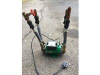Salamander 3 bar twin impeller pump
