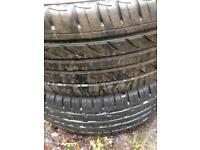Tires tyres 205 55 r 16