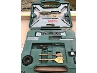 Three drill sets parts missing from each. All three £15
