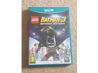 Lego Batman Wii u