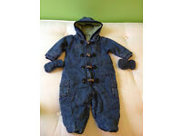 Boys 6-9 Months Snowsuits from Next