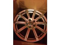 Audi Alloy wheel