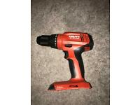 Hilti Sf6h body only brand new
