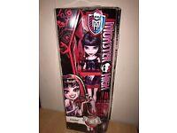 Monster High Doll Elissabat Ghouls Fair BNIB