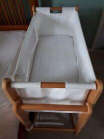 Snuzpod, fitted sheets, mattress protectors