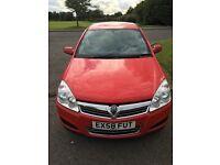 Saloon car - Vauxhall Astra Life