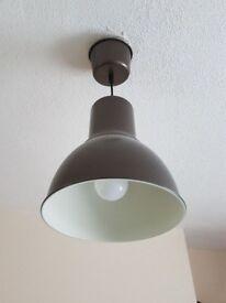 IKEA Dark bronze Ceiling lamp