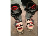 Kids Rossignol Ski Boots -size 25.5