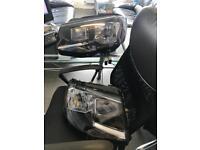 VW GENUINE T6 headlights as new pair £150