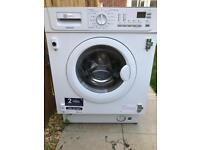 Brand New Integrated Washing Machine 2 Year Warranty Never Used £450 ono
