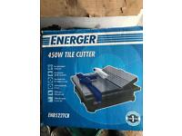 Tile cutter brand new
