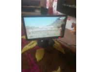 "for sale lg 19"" lcd widescreen computer monitor £15"