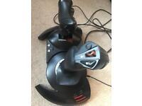 Thrustmaster T Flight Hotas X joystick