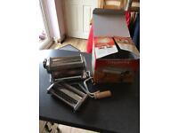 Imperia pasta making machine