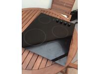 Bosch induction electric hob