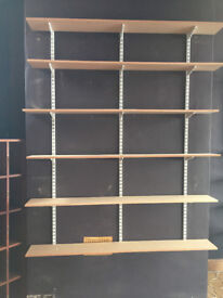 MDF Shelving for Sale!