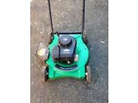 "20"" Rough cut petrol mower Briggs And Stratton classic"