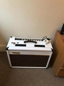 VOX AC15C1 LIMITED WHITE EDITION