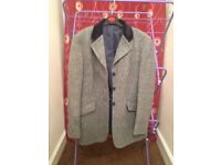 HARRY HALL HERRING BONE SHOW JACKET