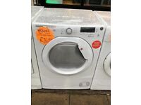 HOOVER 8KG DIGITAL SCREEN CONDENSER TUMBLE DRYER