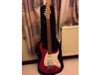 Peavey Raptor Electric Guitar Stage Pack + Learner books + DVDs + Extras RRP £170 - Excellent!