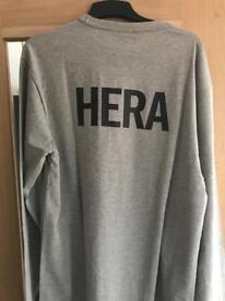 Hera London men's long sleeve t shirt