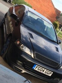 Vauxhall Astra 1.8 mot +few modifications may swap