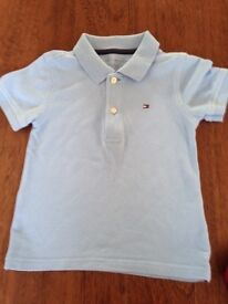 Tmmy hilfiger polo shirt
