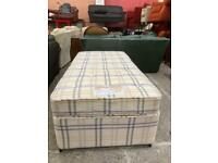 Trundle bed set with mattresses