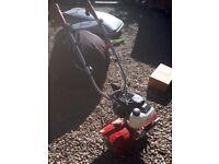 Mantis rotivator tiller plough NEW used once