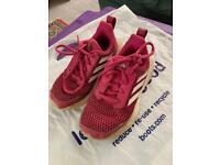 Girls Adidas trainers ( Uk size 12)