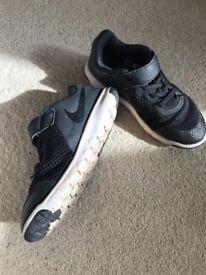 Junior Nike training shoes size 12
