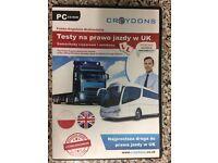 Test LGV&PCV polish version CD