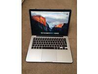 "MacBook Pro Retina 13"" Early 2015 - Near mint condition, 8GB Ram, 128GB HDD"