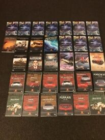 Large bundle of History Channel DVD box sets series / documentaries !