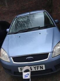 Ford Focus C-max swap for smaller