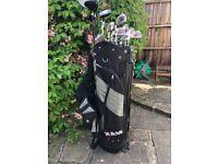 Golf Clubs full set left handed RAM as New