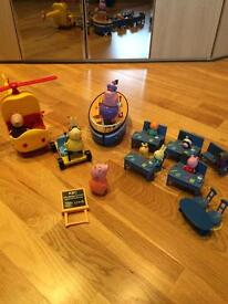 Fantastic Selection of Peppa Pig Toys