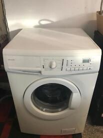 John Lewis washing machine 6kg
